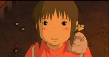 Spirited Away Sen To Chihiro No Kamikakushi